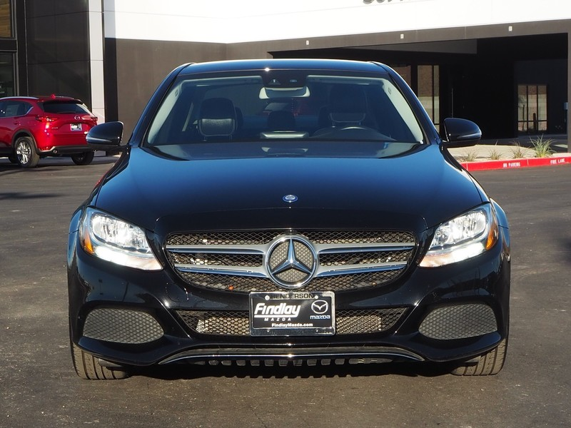 Pre-Owned 2016 MERCEDES-BENZ C300