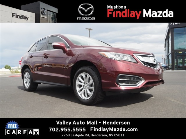 Pre-Owned 2017 Acura RDX Base