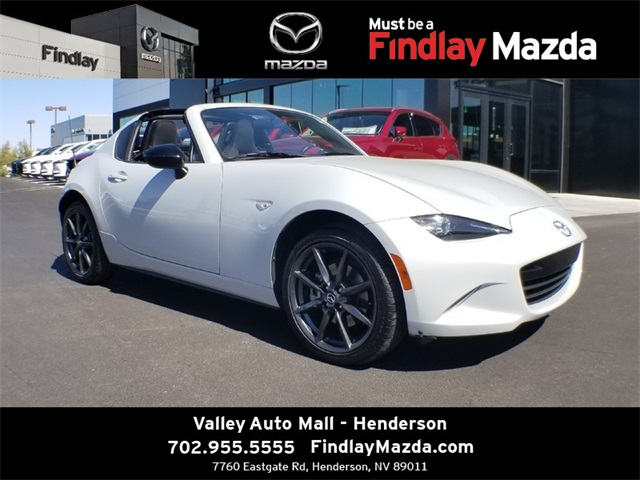 Certified Pre-Owned 2017 Mazda Miata RF Club