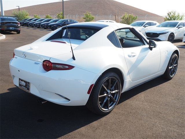 New 2019 Mazda Miata RF Grand Touring