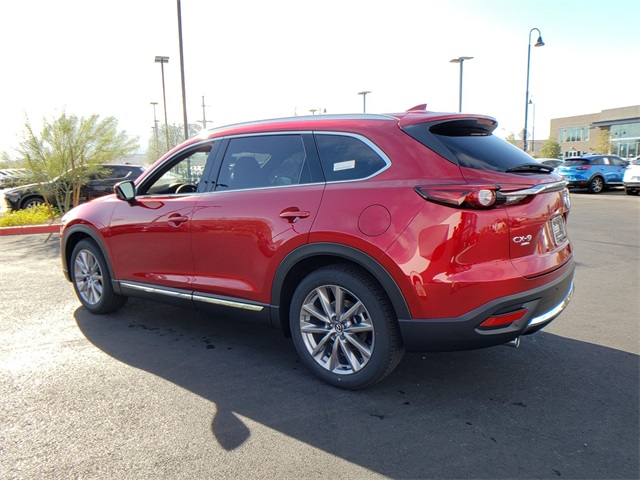 New 2020 Mazda CX-9 Grand Touring