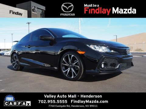 Pre-Owned 2018 Honda CIVIC COUPE SI